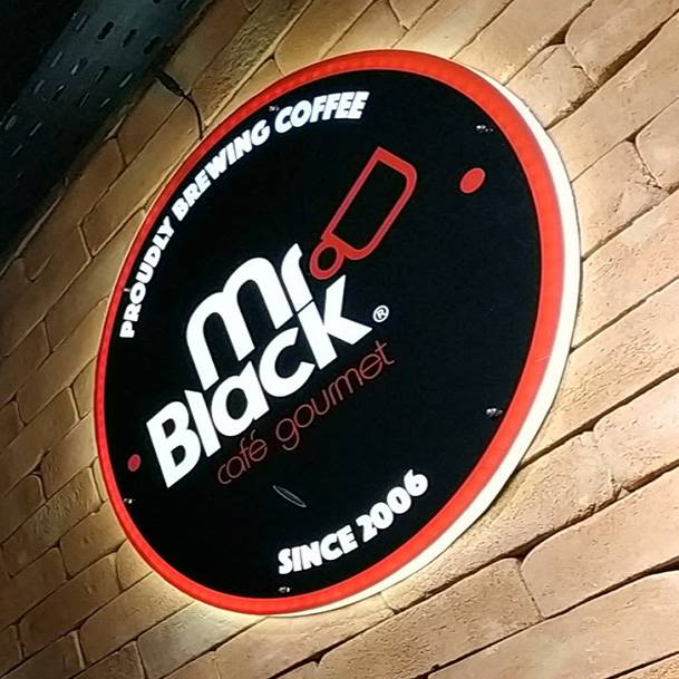 Franquias de Cafeteria Mr Black Cafe