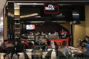 loja Mr Black Cafe em Buriti Shopping Rio Verde go