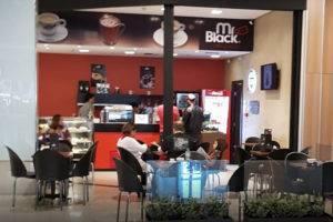loja Mr Black Cafe no Shopping Contagem em Contagem mg